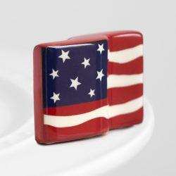 American Flag Stars & Stripes Forever Mini A18