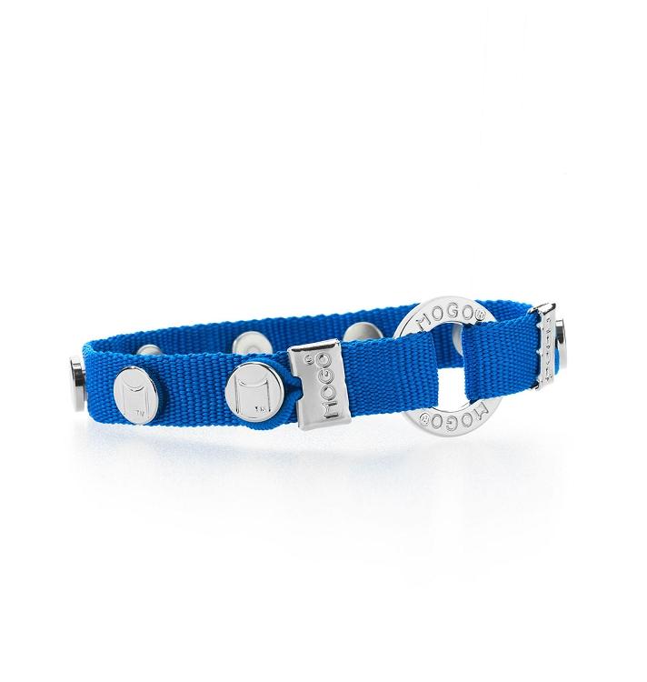 Mogo Bright Blue Charmband