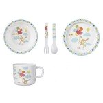 Bibs and Plate Sets