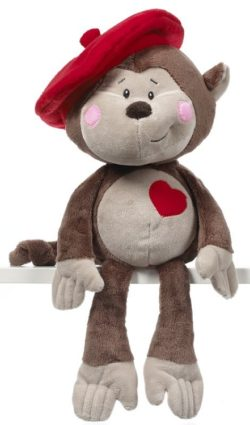 EEKS! The Monkey Valentine