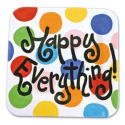 Bright Dot Happy Everything Mini Platter