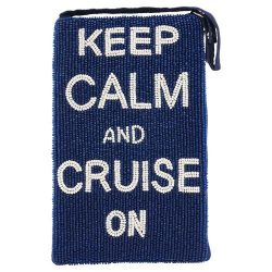 Keep Calm and Cruise On Club Bag