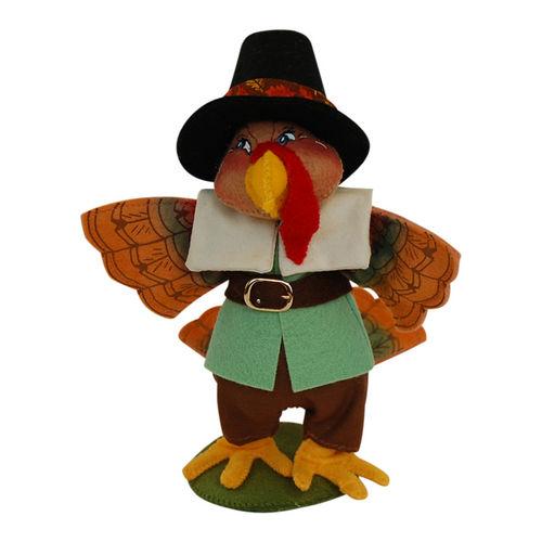"""7"""" Pilgrim Boy Turkey"""