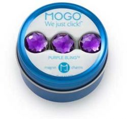 Mogo Purple Bling