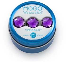 Mogo Purple Bling