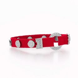 Mogo Red Charmband